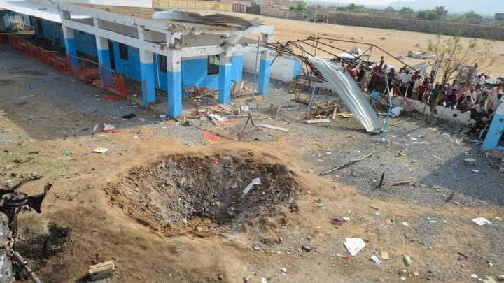 美国:也门空袭太可怕,沙特联军请自查