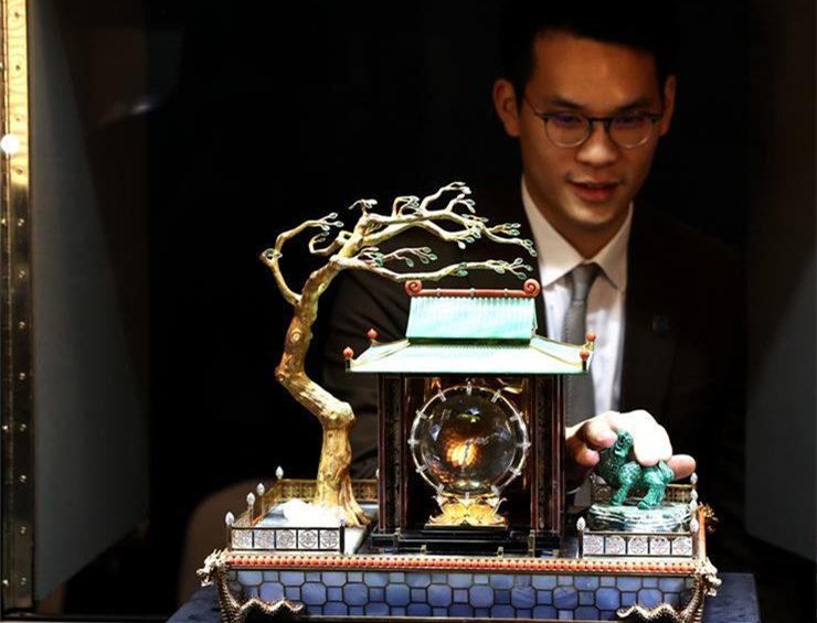 2019香港苏富比春拍举行