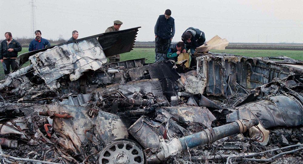 前南指挥官回忆击落F117:老式雷达发现了隐形机