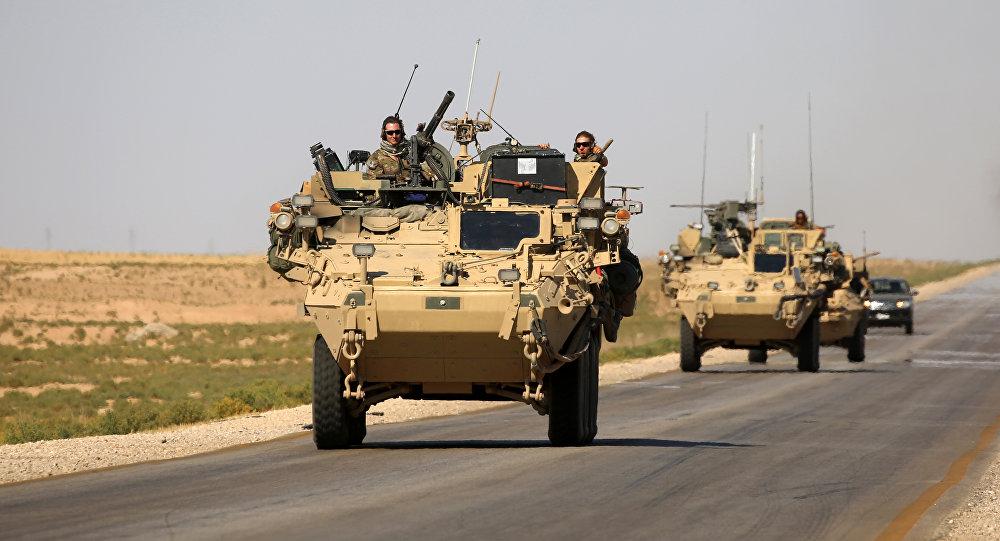 土耳其外长:美国并无从叙利亚撤军的明确计划