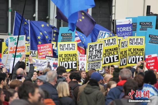 """英国或""""硬脱欧"""" 食品贸易进出口问题成隐忧"""