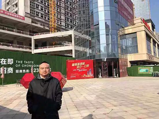出狱后,刁继龙背后曾经由他参与开发的房地产项目已被别的企业开发