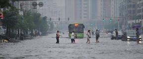 华南地区将有强降水和强对流