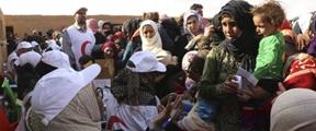 俄再邀美国共商解散叙利亚难民营措施