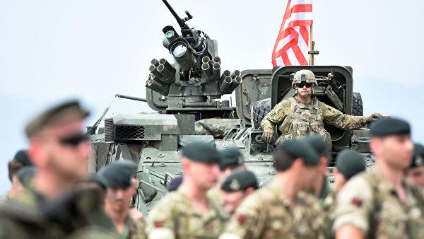 俄媒:五角大楼重启冷战战略 在欧洲突然部署部队