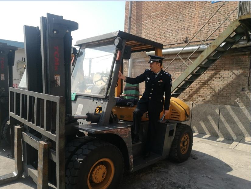 主动出击 北京房山生态环境局对移动源空气污染出重拳