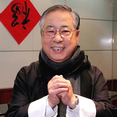 台83岁高龄前气象主播李富城宣布将参选