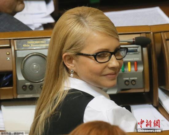 乌克兰总统大选投票开始 共有39名候选人参加