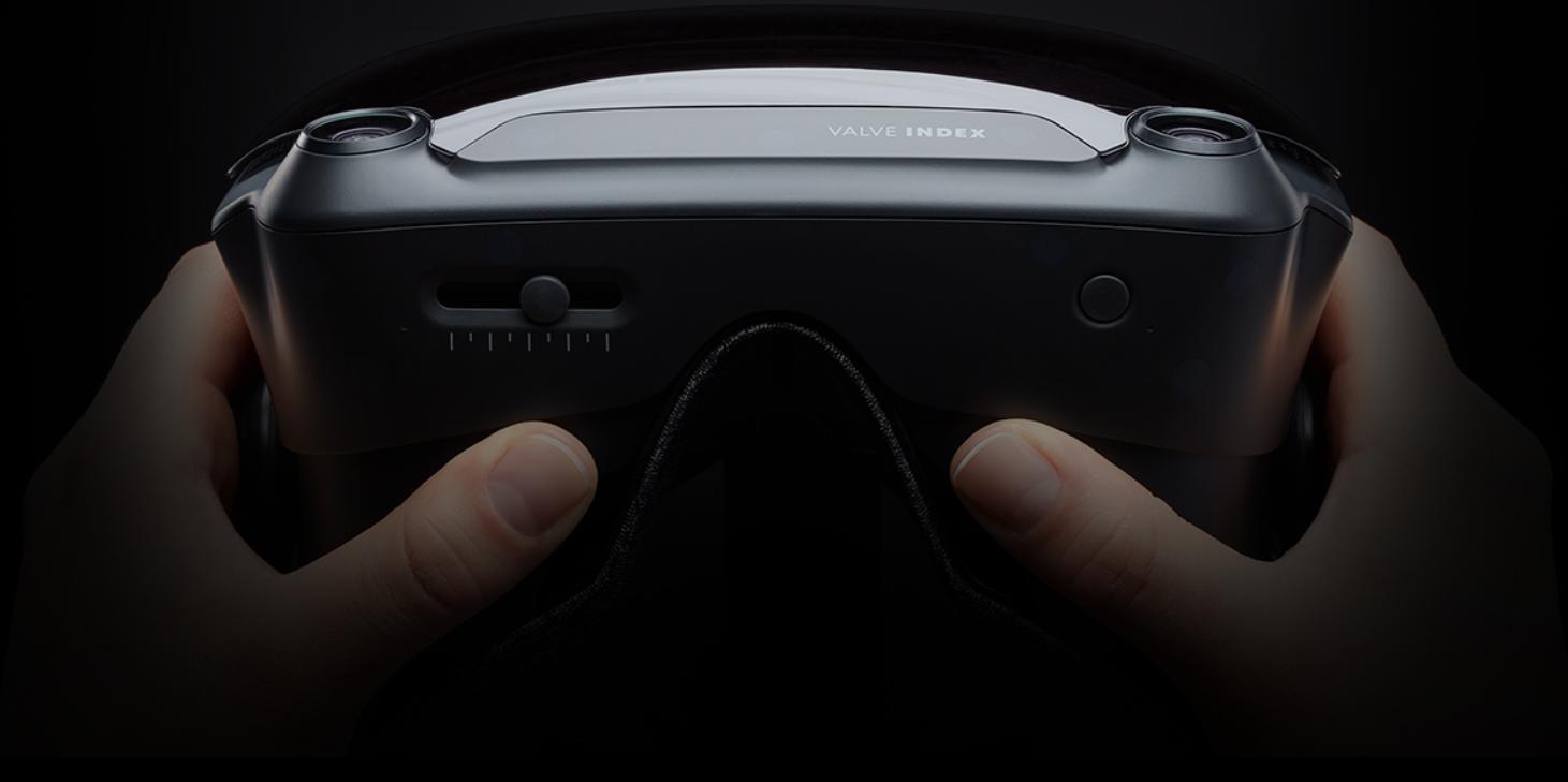 Valve上线自家VR头显Index,或将与HTC展开竞争