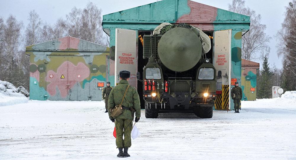 俄战略导弹部队将举行大军演 出动4000多兵力