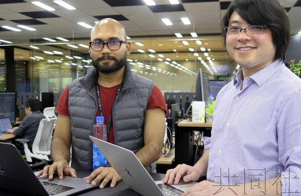 日本IT企业着力应对不同文化 激烈争夺外国人才