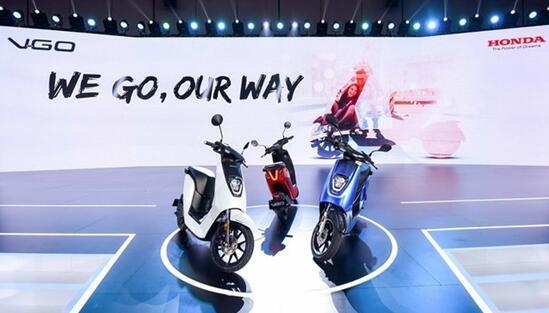 Honda V-GO电动摩托车开启线上预售 售价7988元