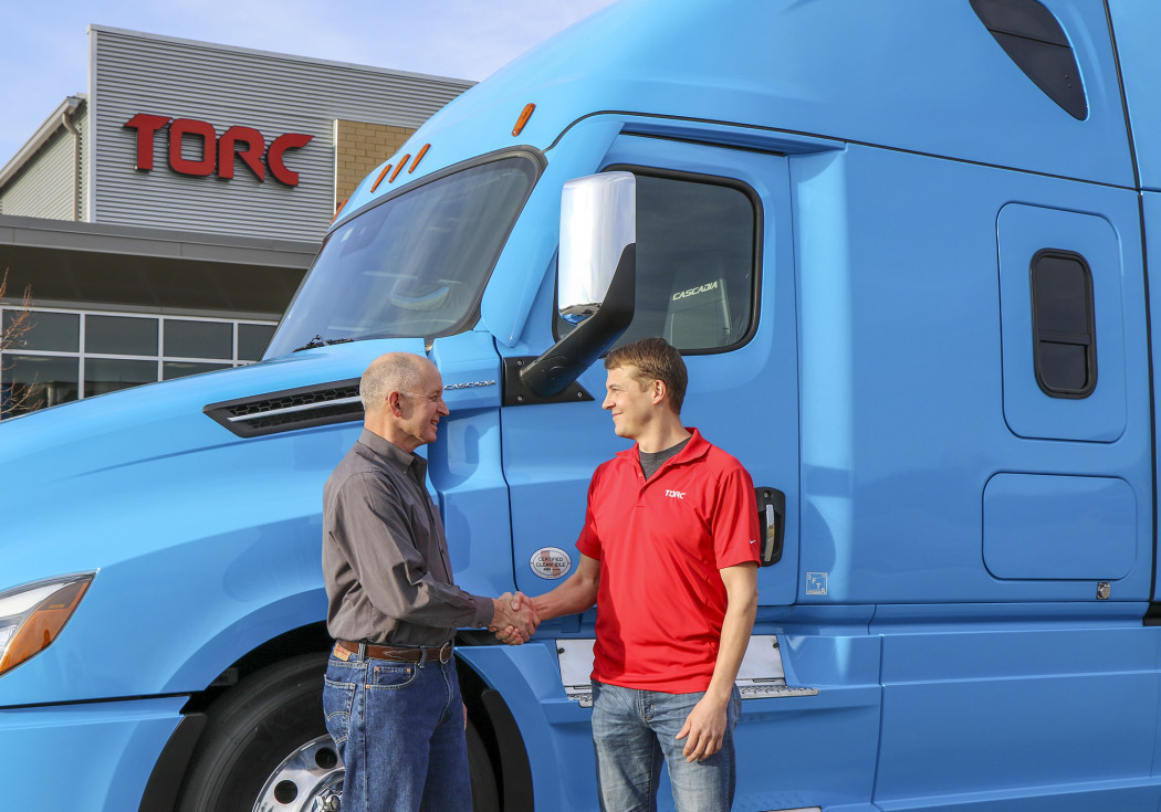 戴姆勒收购Torc Robotics股权 研发自动驾驶卡车