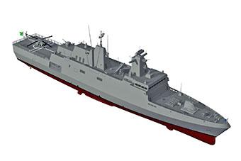 德国MEKOA100护卫舰赢得巴西未来护卫舰订单