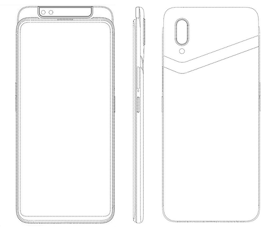 OPPO再爆新专利 全新滑块设计手机来了?