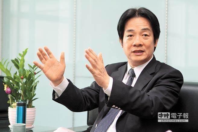 """赖清德自称绝不是大陆""""最喜欢的人"""" 台网友讽:也不是台湾最喜欢的"""