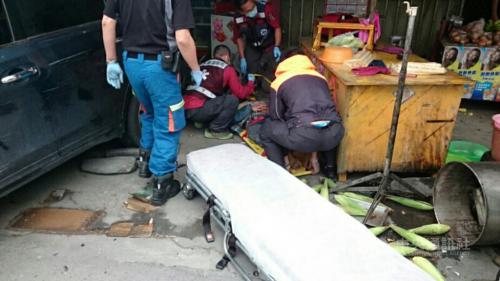 台东发生休旅车冲进民宅事故 致2重伤5轻伤