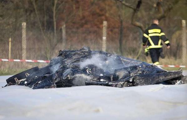 俄罗斯女富豪德国遭遇飞机失事,空难原因或为飞机失控