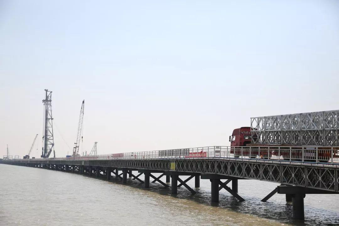 难度比肩港珠澳大桥,中国又一超级工程...