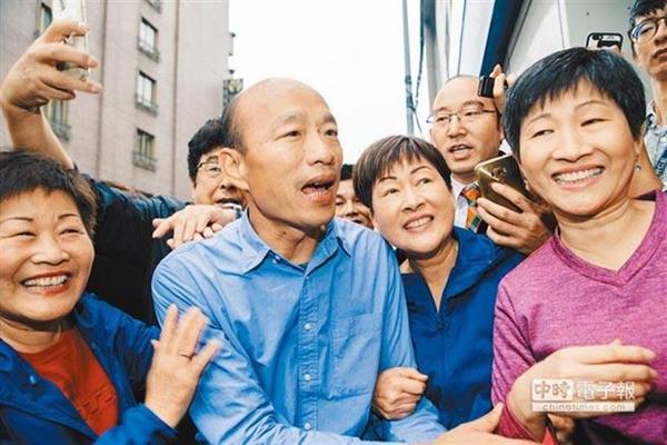 """到底选不选2020?韩国瑜在""""这一天""""揭晓谜底"""