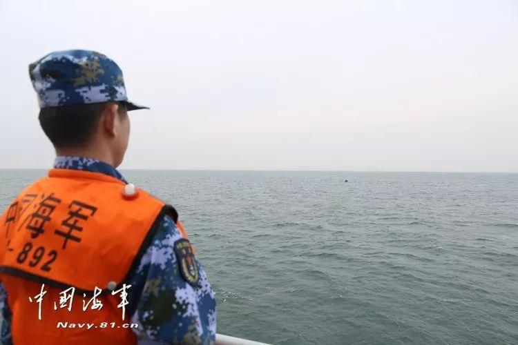 """""""我们是中国海军,来救你们了!"""""""