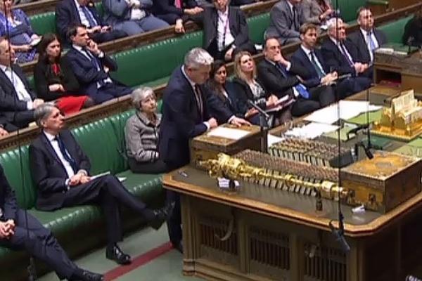 英第二輪脫歐投票 無一通過全部被下議院否掉