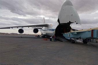 安124重型运输机优势体现出来了:轻松运飞机