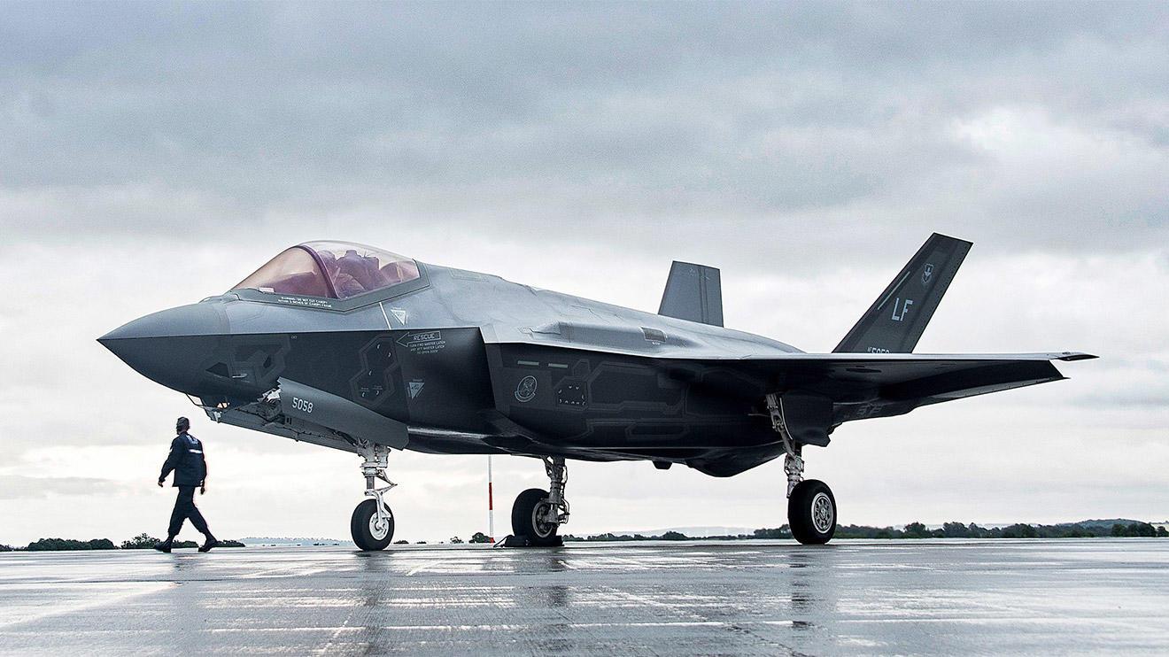 美国已停止向土耳其交付F-35 惩罚其购俄S400