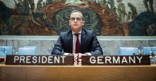 德国接任安理会4月轮值主席国,关注的第一件事是…