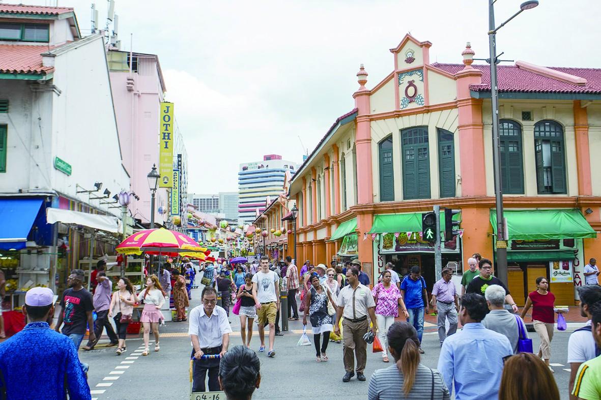 """包容与平等,新加坡发展的""""钥匙"""""""