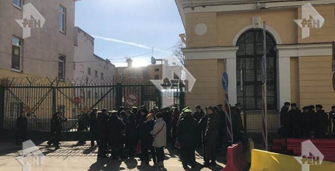 快讯!俄罗斯圣彼得堡莫扎伊斯基军事航天学院