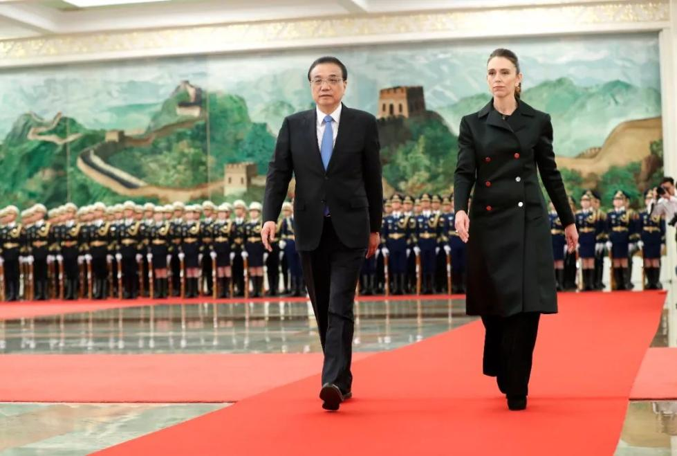 中国新西兰总理会谈提及华为,李克强这样说