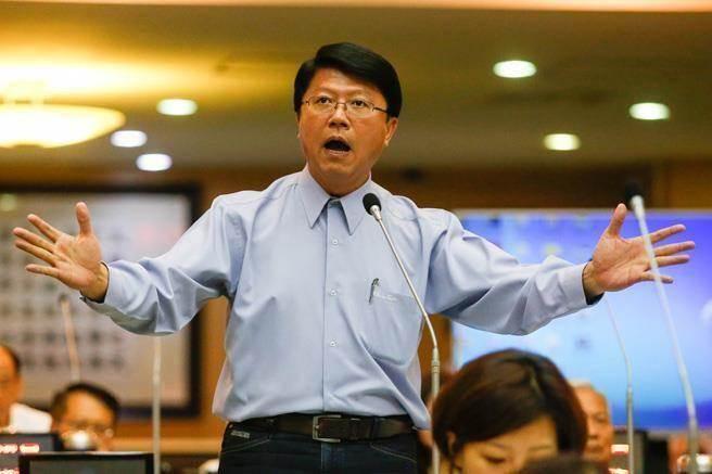 韩国瑜不考虑2020 谢龙介:先生不出奈苍生何
