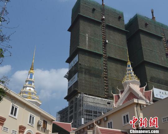 柬埔寨注销近七万外国人在柬国籍