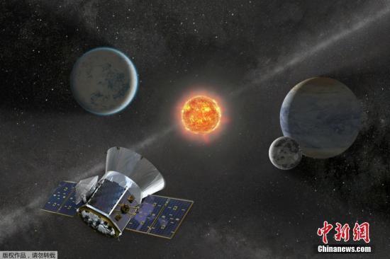 """""""苔丝""""锁定逾千恒星 寻可能孕育外星生命的行星"""