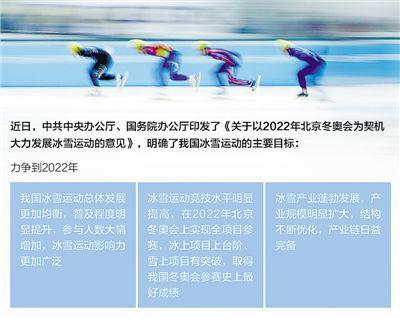 中国冰雪运动全面升级