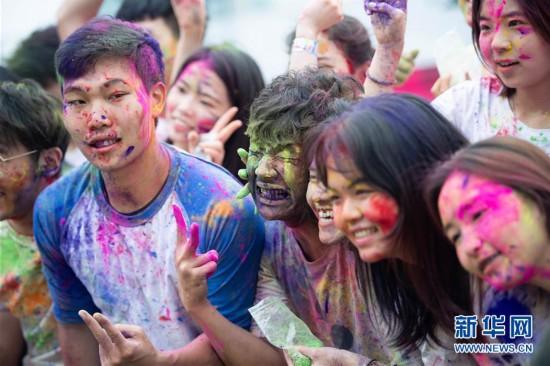 澳门:体验印度色彩节