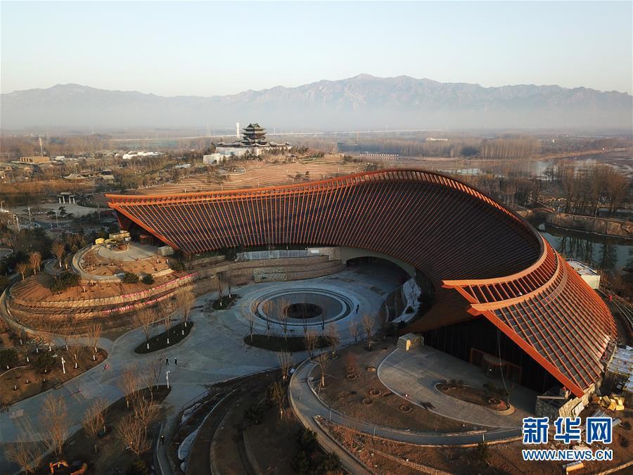 北京世园会进入运营备战状态