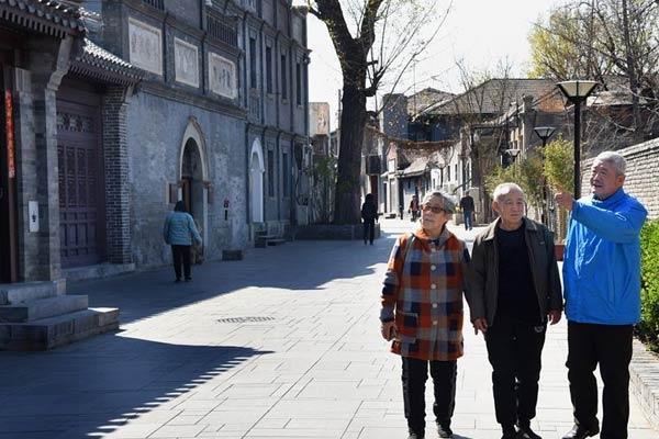 北京:老胡同 新生活
