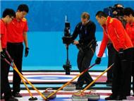 首胜!男子冰壶世锦赛中国队逆转韩国