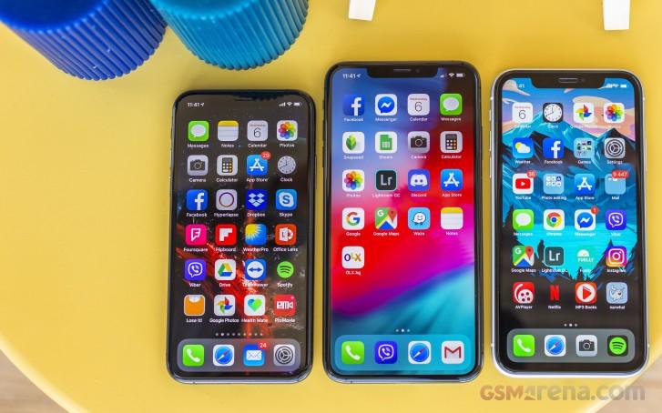 苹果2020年iPhone屏幕尺寸遭泄露  最大6.67英寸