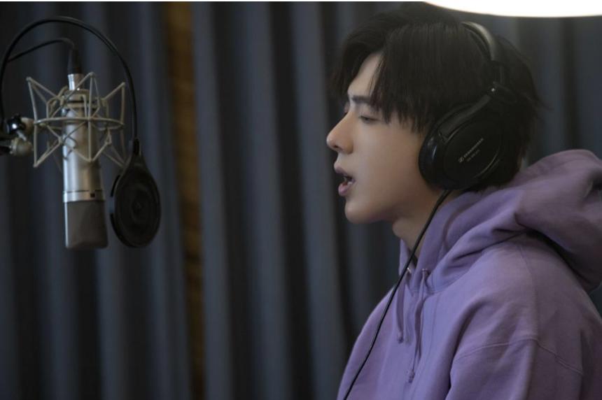 摩登兄弟刘宇宁上线腾讯音乐娱乐三平台 实力解锁暗哑新唱法