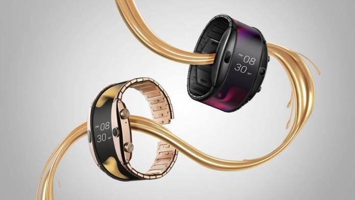 中兴努比亚腕式设备将发布 柔性屏幕支持手势操作