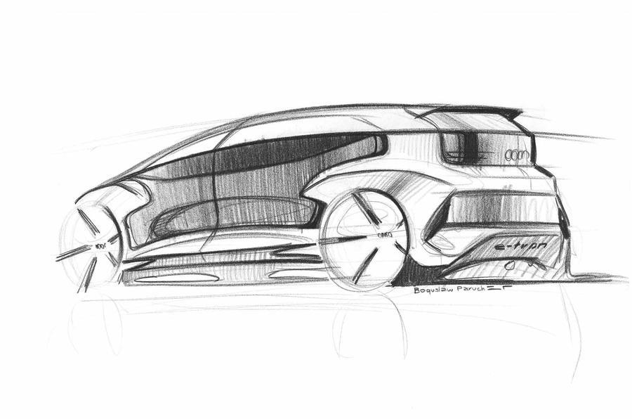 奥迪AI:me自动驾驶概念车将亮相上海车展