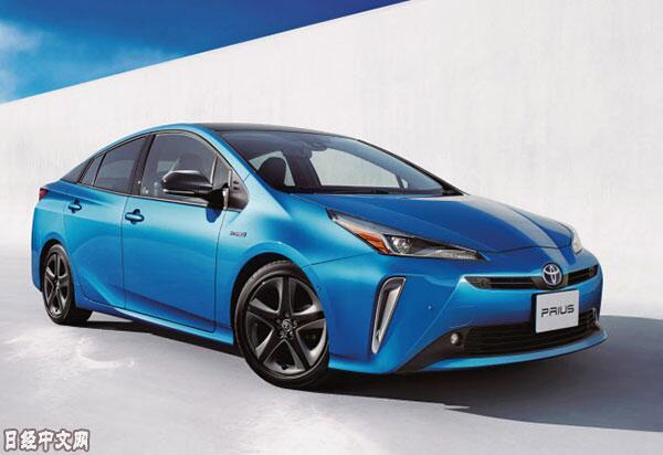 丰田将无偿开放混合动力车专利