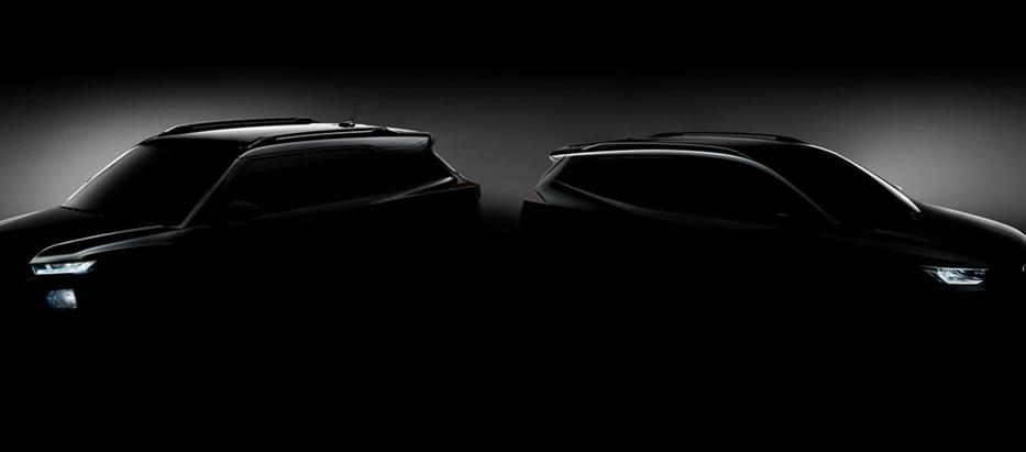 雪佛兰全新创界与创酷将在上海车展首发