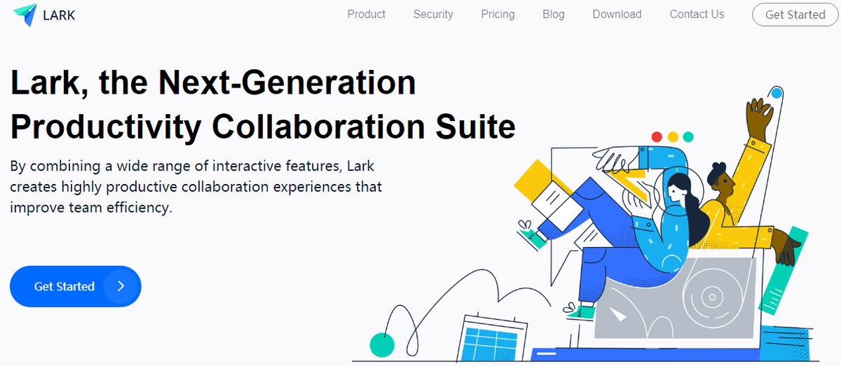 字节跳动企业办公套件Lark上线 针对海外企业服务市场