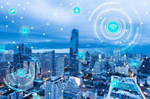 汉能黑科技赋能智慧城市 未来近在咫尺