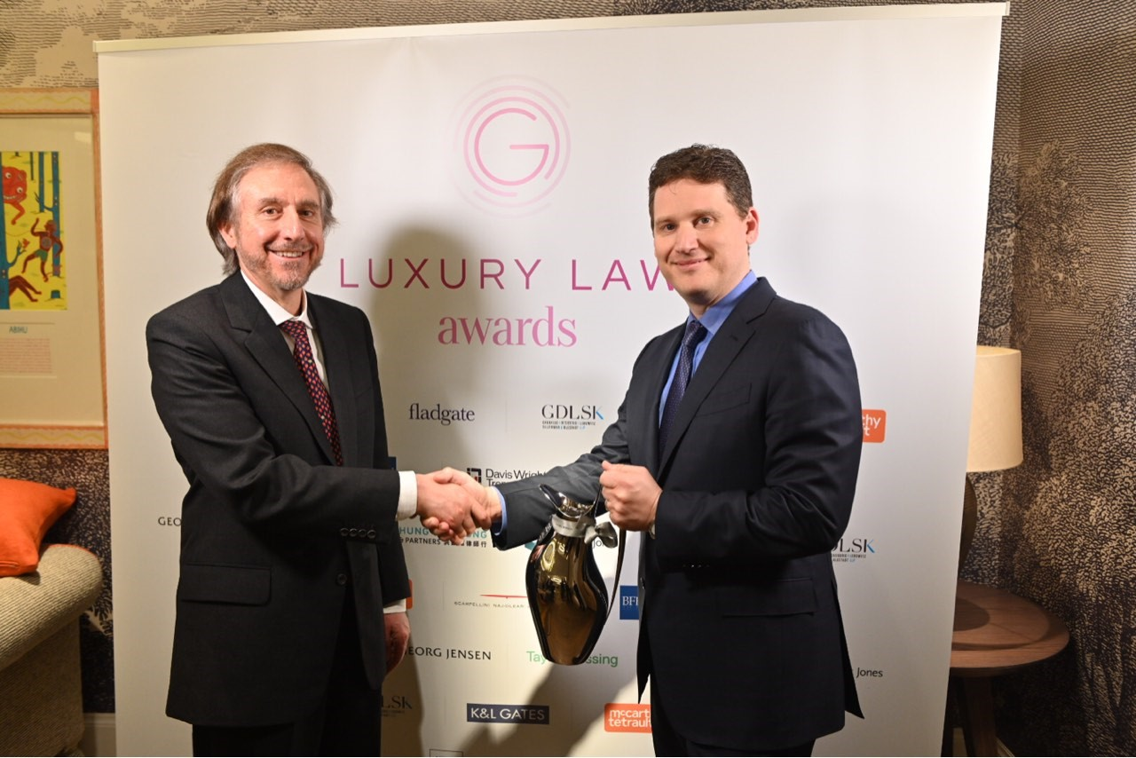 全球奢侈品法律联盟:阿里为线上知产侵权问题的解决树立起黄金标准