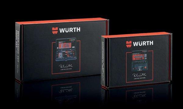 伍尔特2019年陪跑周限量版工具全球同步发售